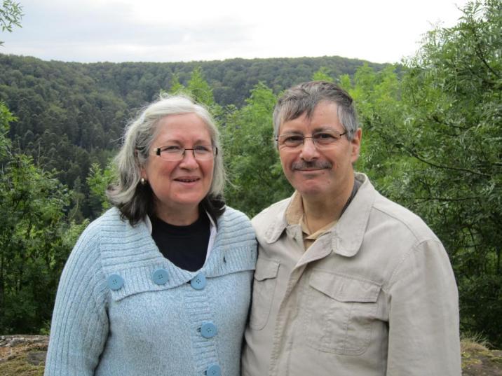 Monique et Nicolas FRITZ