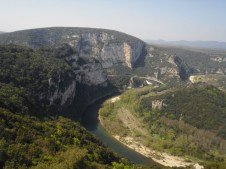 Les Gorges de l'Ardèche