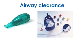 Airway Clearance Devices