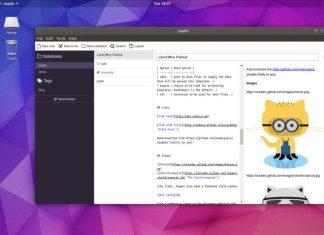 Joplin - приложение с открытым исходным кодом для заметок