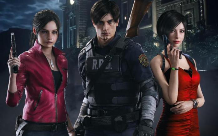 10 лучших игр 2019 года - Resident Evil 2