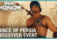 Принц Персии игре For Honor