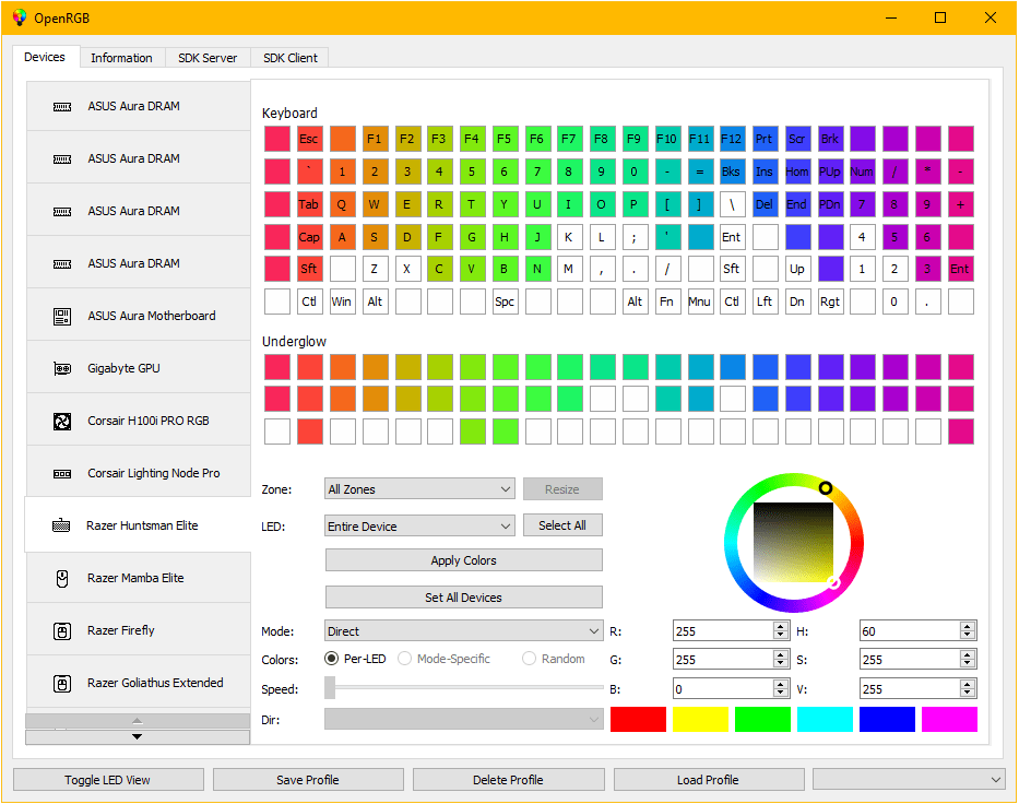 OpenRGB_Device_View