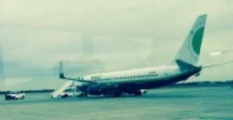 Chuck Dunlap's Plane - AAFB to GTMO