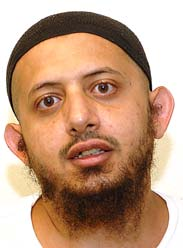 Omar Mohammed Ali al-Rammah - Internment Serial Number 1017