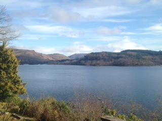 Loch Awe by the Kirk