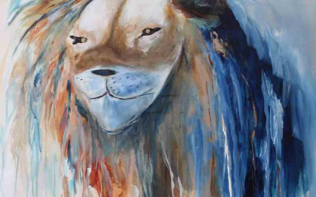 """Hvorfor maler du dyr""?"