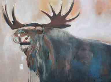Groovy Moose