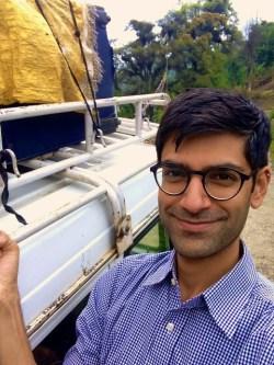 Malav Kanuga, Dissertation Fellow