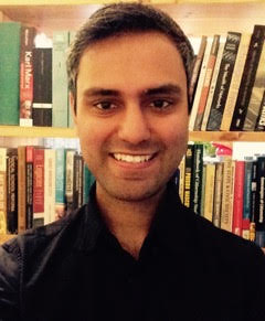 Hamad Sindhi, Doctoral Research Fellow
