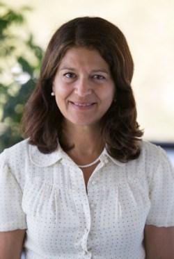 Norma Fuentes Mayorga, Junior Faculty Fellow