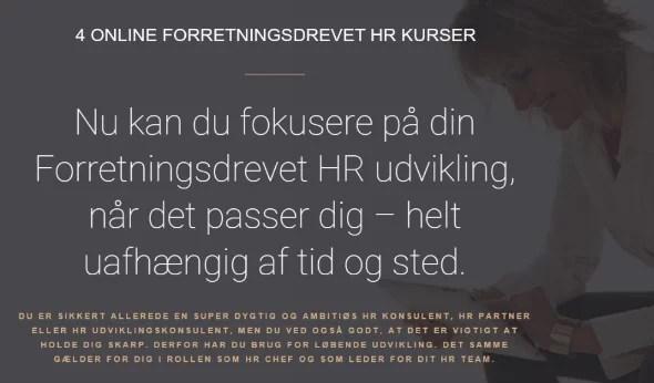 HRKURSUS.DK @ Gitte Mandrup 2016