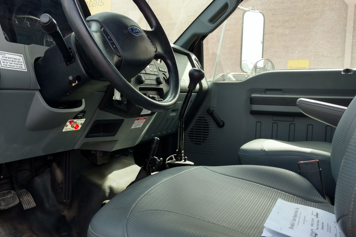 hight resolution of 18 ton national 571e2 econoline interior