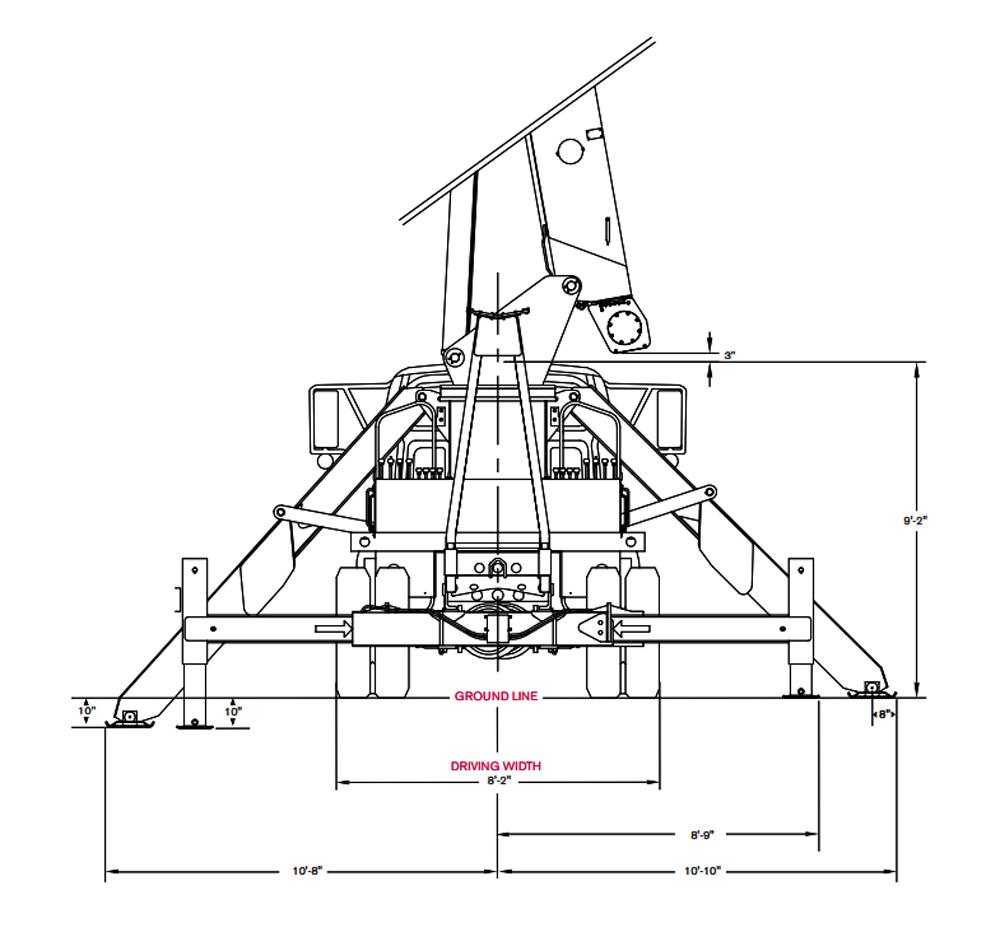Fire Truck Dimensions Diagram. car blueprints mercedes