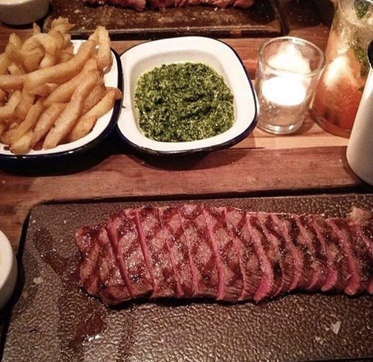 My favourite meat restaurants in London