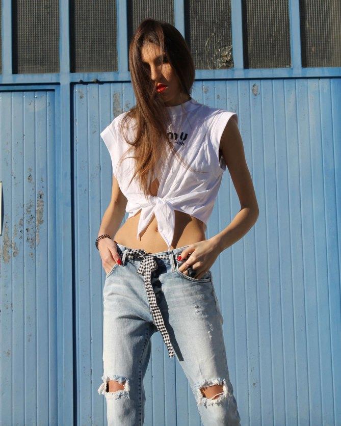 Crop top - Giulia Loschi blog