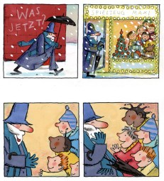 Giulia Orecchia, Babbo Natale e i babbi finti, Interlinea 2005