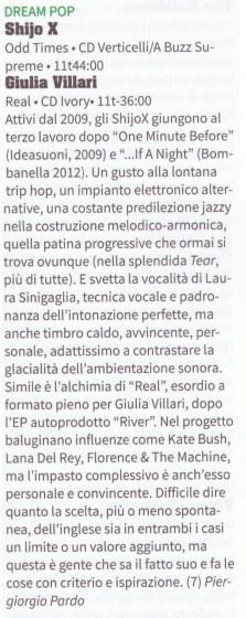 Giulia Villari - Real BLOW UP 052017 R