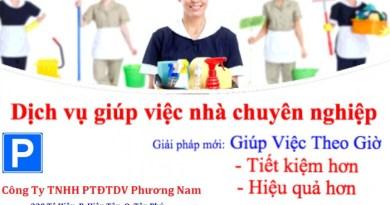dịch vụ giúp việc nhà tại tphcm