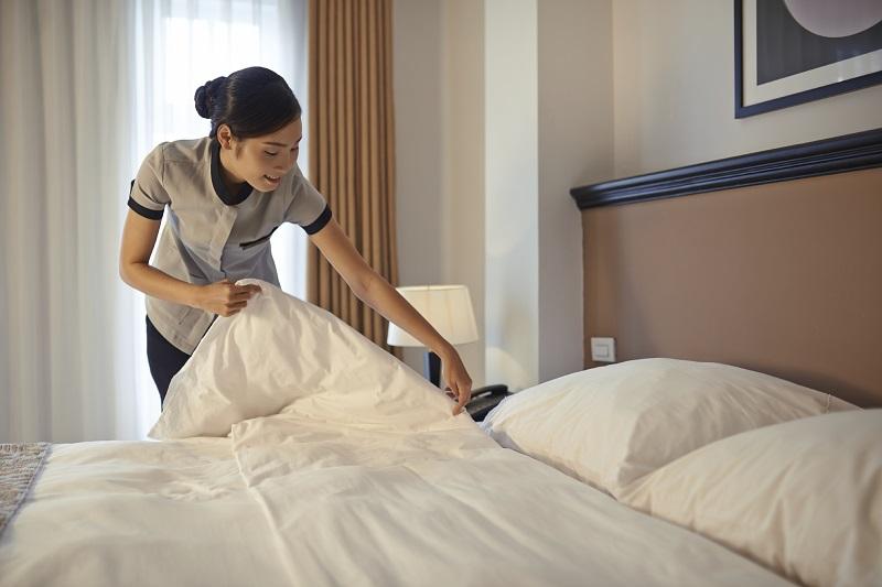 Dịch vụ dọn dẹp khách sạn uy tín