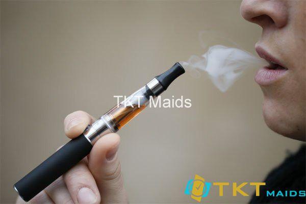 Hơi của thuốc lá điện tử