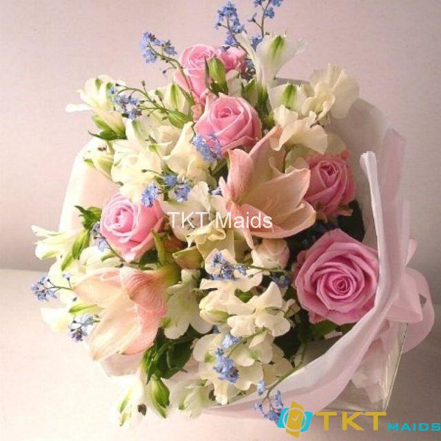 Những bông hoa tươi