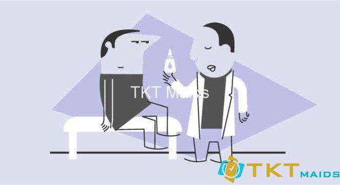 Sử dụng nước mắt sinh học theo chỉ dẫn bác sỹ