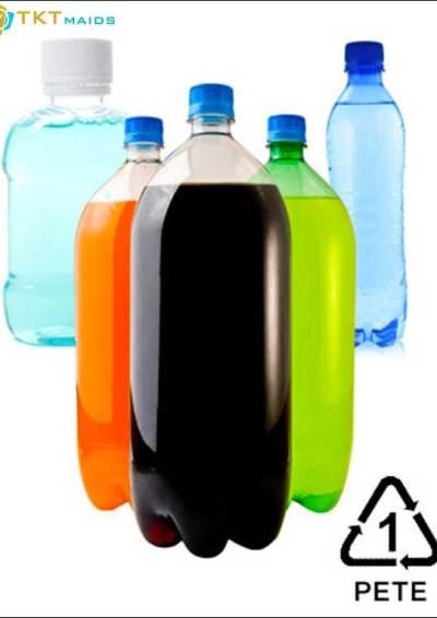 Hình ảnh: Nhựa loại 1 PET (PETE)