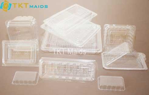 Hình ảnh: Bao bì chứa thực phẩm PVC