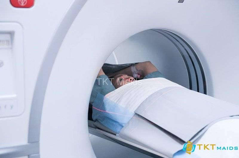 Chụp MRI vú