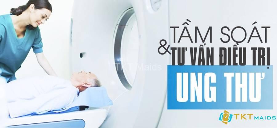 Tầm soát ung thư để phát hiện ung thư sớm hơn