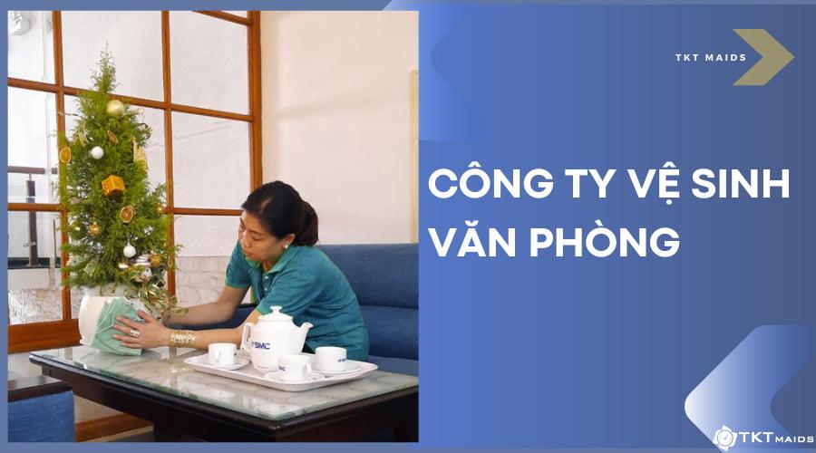 Công ty vệ sinh văn phòng tại TP.HCM