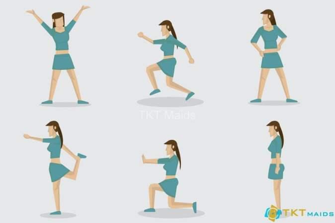 Hình ảnh: Tập thể dục thường xuyên giúp tăng cường hệ thống miễn dịch