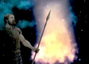 hombre-celta-con-hoguera