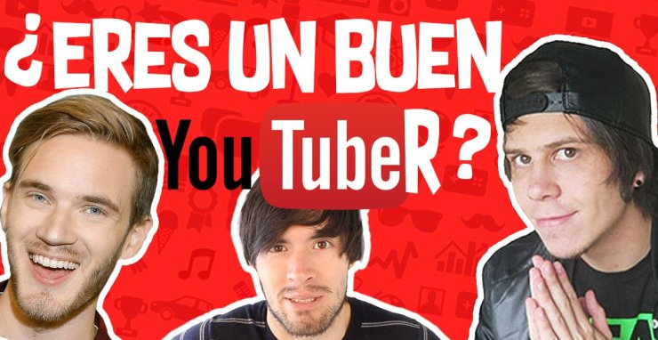 ¿TENDRÁS ÉXITO EN YOUTUBE? MIDE TU NIVEL CON EL TEST
