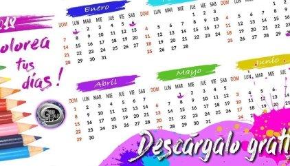 Calendario Para Escribir.Calendario 2019 De Pared Gratis Para Imprimir A4
