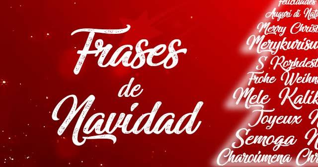 Frases Cortas De Navidad Y Año Nuevo Para Felicitar Bonitas