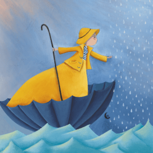 marie-cardouat-square-card-14-cm-le-parapluie