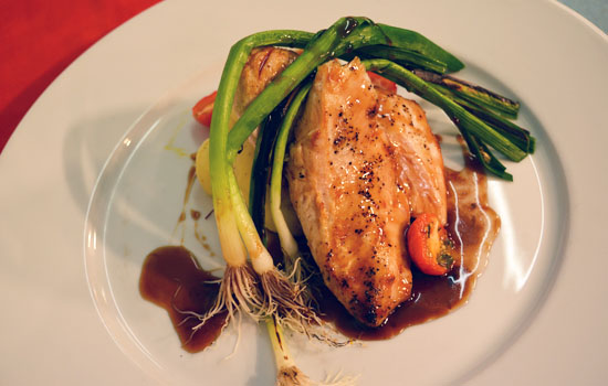 Roast Chicken Menus