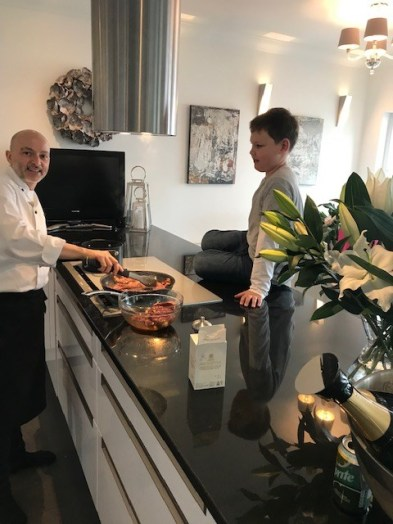 Private Chef Giuseppe