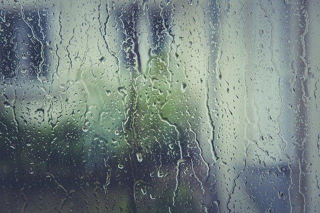 La pioggia e la solitudine