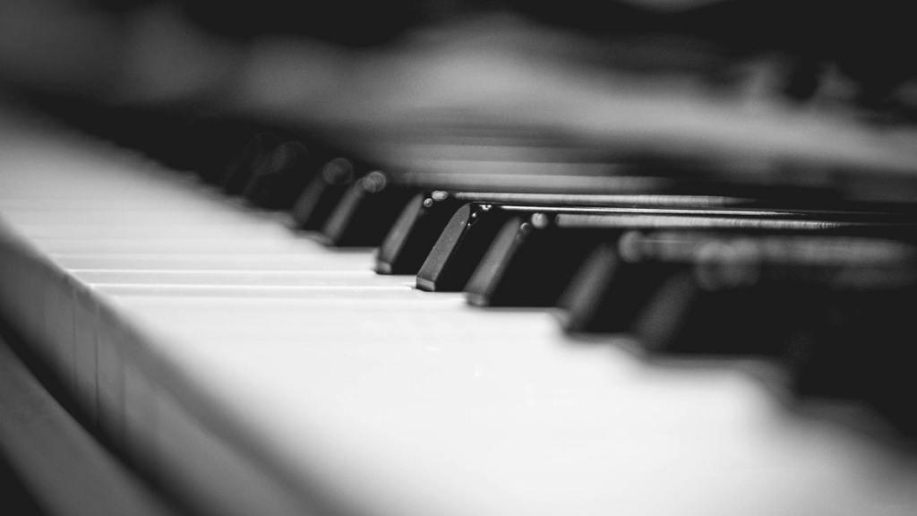 Il pianoforte, da sempre uno dei simboli di Paolo Conte