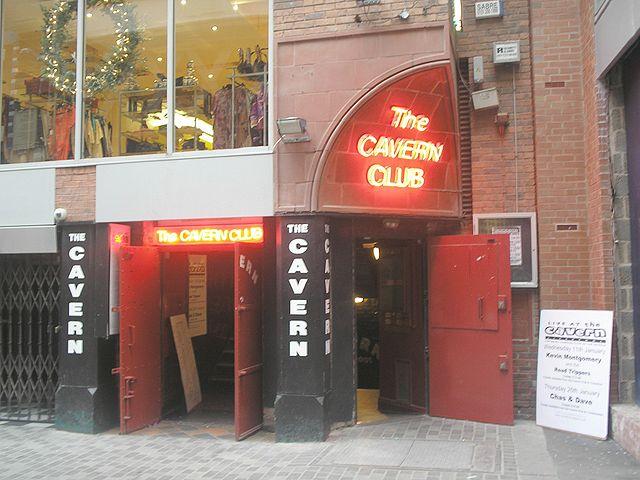 Il Cavern Club dei Beatles