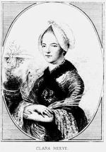 Fig 4) Clara Reeve