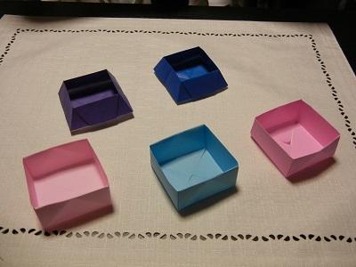 節分のますを折り紙で作ろう!折り方を分かりやすく解説!