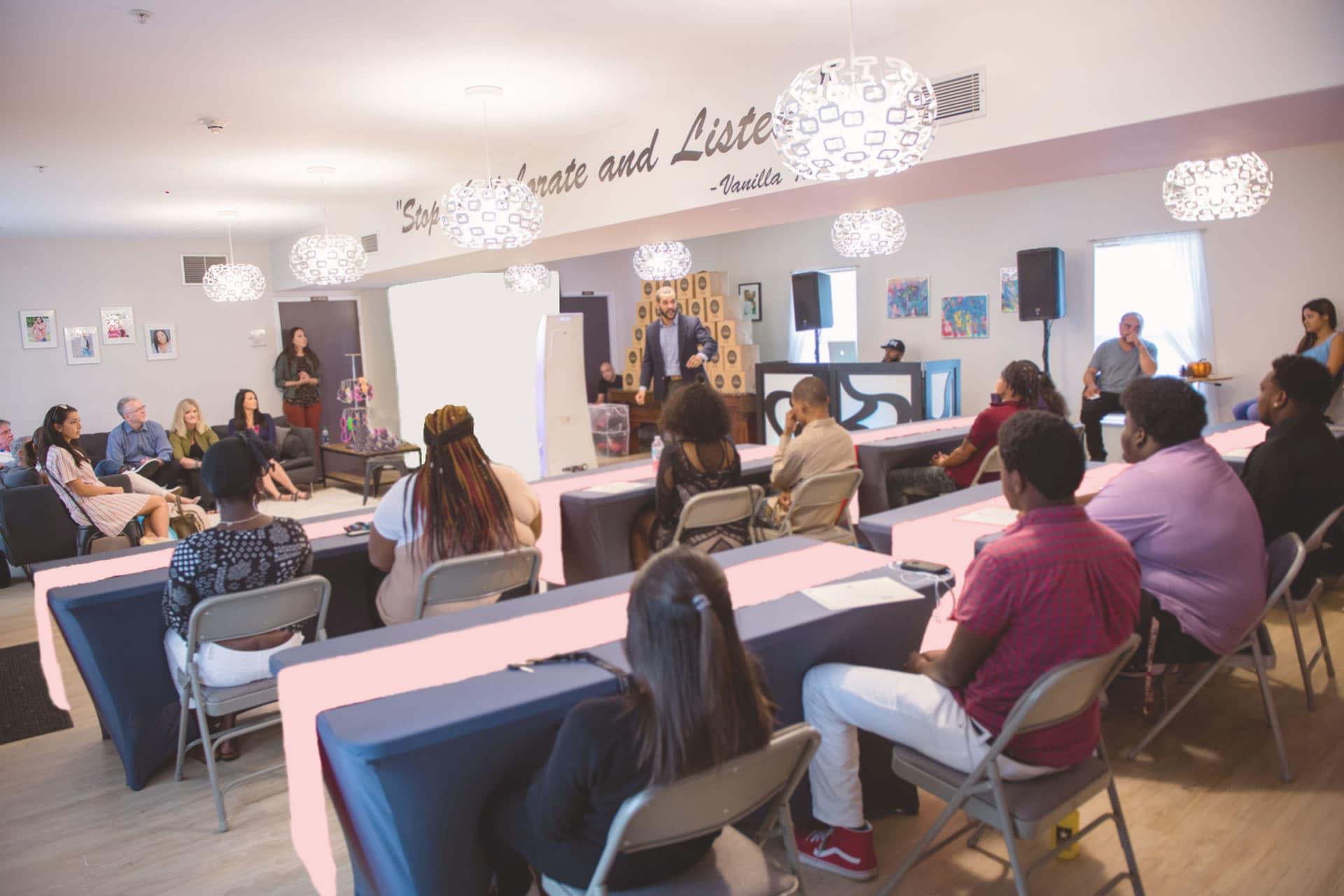 Dale Carnegie's Leadership Training | Selfless Love Foundation