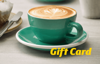 Columbus Coffee Gift Card