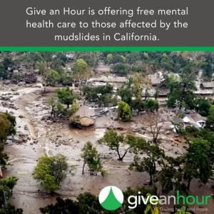CA mudslides