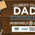 Celebrate Your Dad Contest