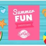 FatCats Summer Fun Sweepstakes